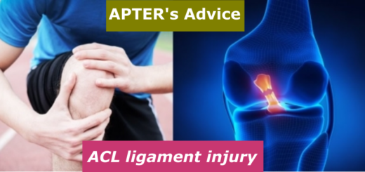 ACL ligament Physiotherapy treatment